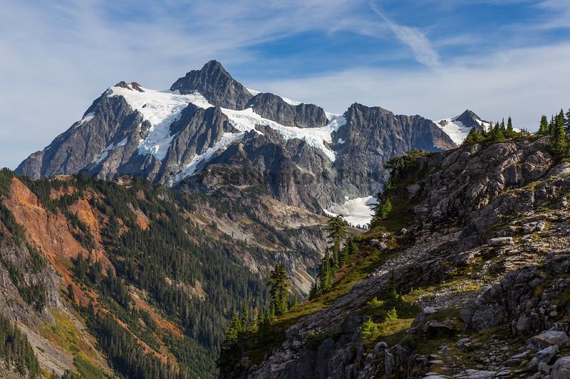 Mt Baker Kulshan Ridge 21