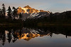 Mt Shuksan from Picture Lake 42