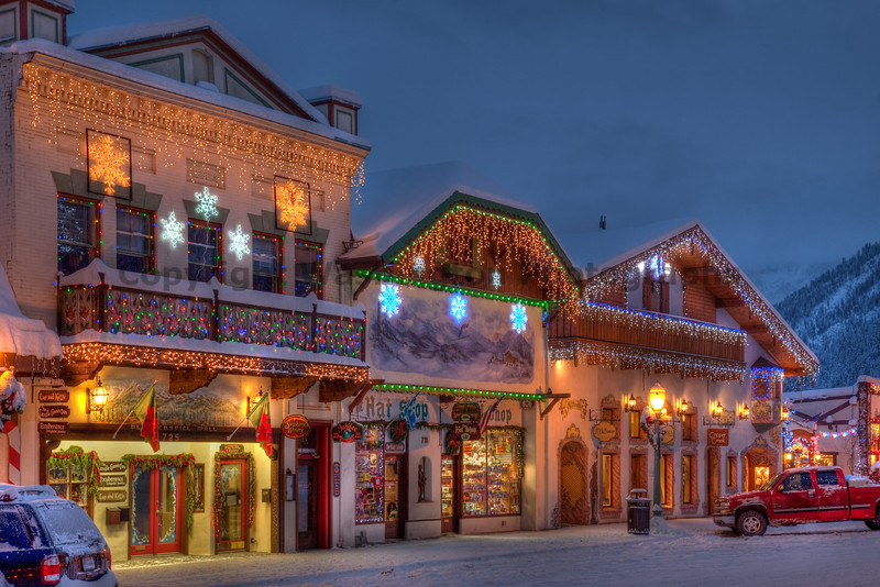 Leavenworth Winter 02