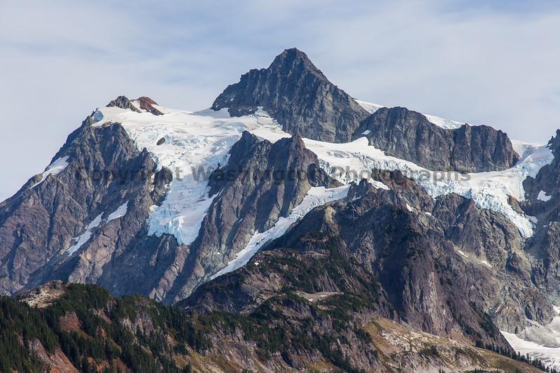 Mt Baker Kulshan Ridge 13