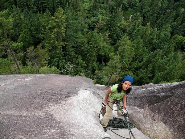 Squamish - Rock Climbing