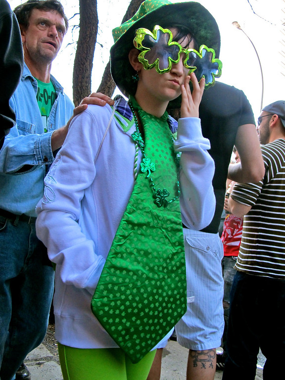 """Montreal's 2012 Saint Patrick's Parade For the story, check out my post: <a href=""""http://www.nomadbiba.com/wp/2012/03/saint-patricks-parade-in-montreal/"""">Saint Patrick's Parade in Montreal</a>"""