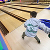 Putnam Street Lanes in Fitchburg has only candlepin bowling. Ben Allen, 8, of Ashburnham tries his hand at some candlepin bowling on Friday afternoon, January 4, 2019. SENTINEL & ENTERPRISE/JOHN LOVE
