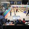 Putnam Street Lanes in Fitchburg has only candlepin bowling. SENTINEL & ENTERPRISE/JOHN LOVE