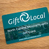 The North Central Massachusetts Chamber of Commerce's new gift card. SENTINEL & ENTERPRISE/JOHN LOVE
