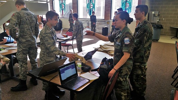 North Central Region Cadet Honor Academy