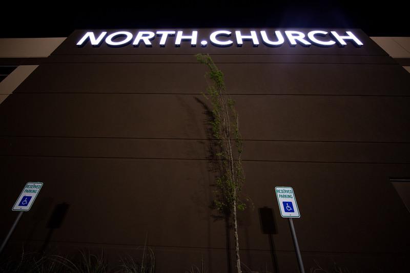 North Church OKC shot with the Canon 11-24 F/4 L