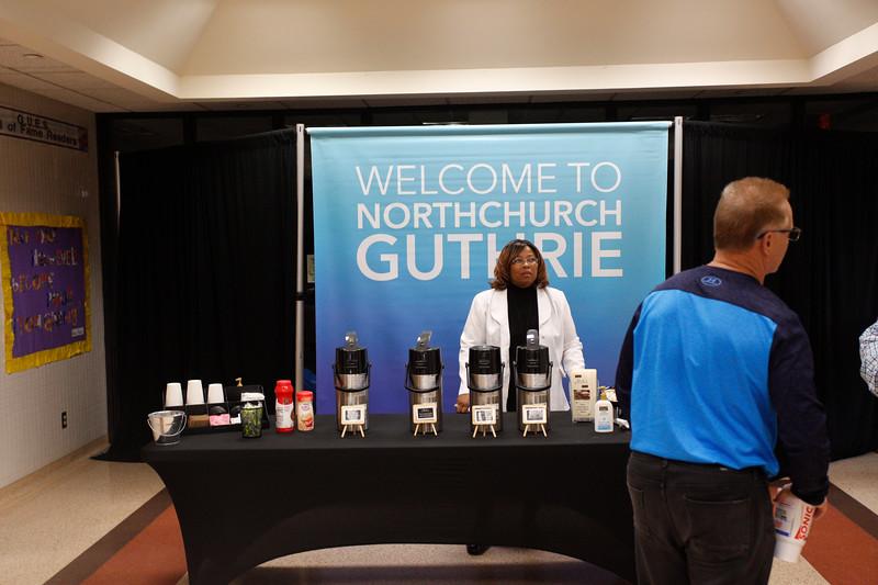 North Church Guthrie