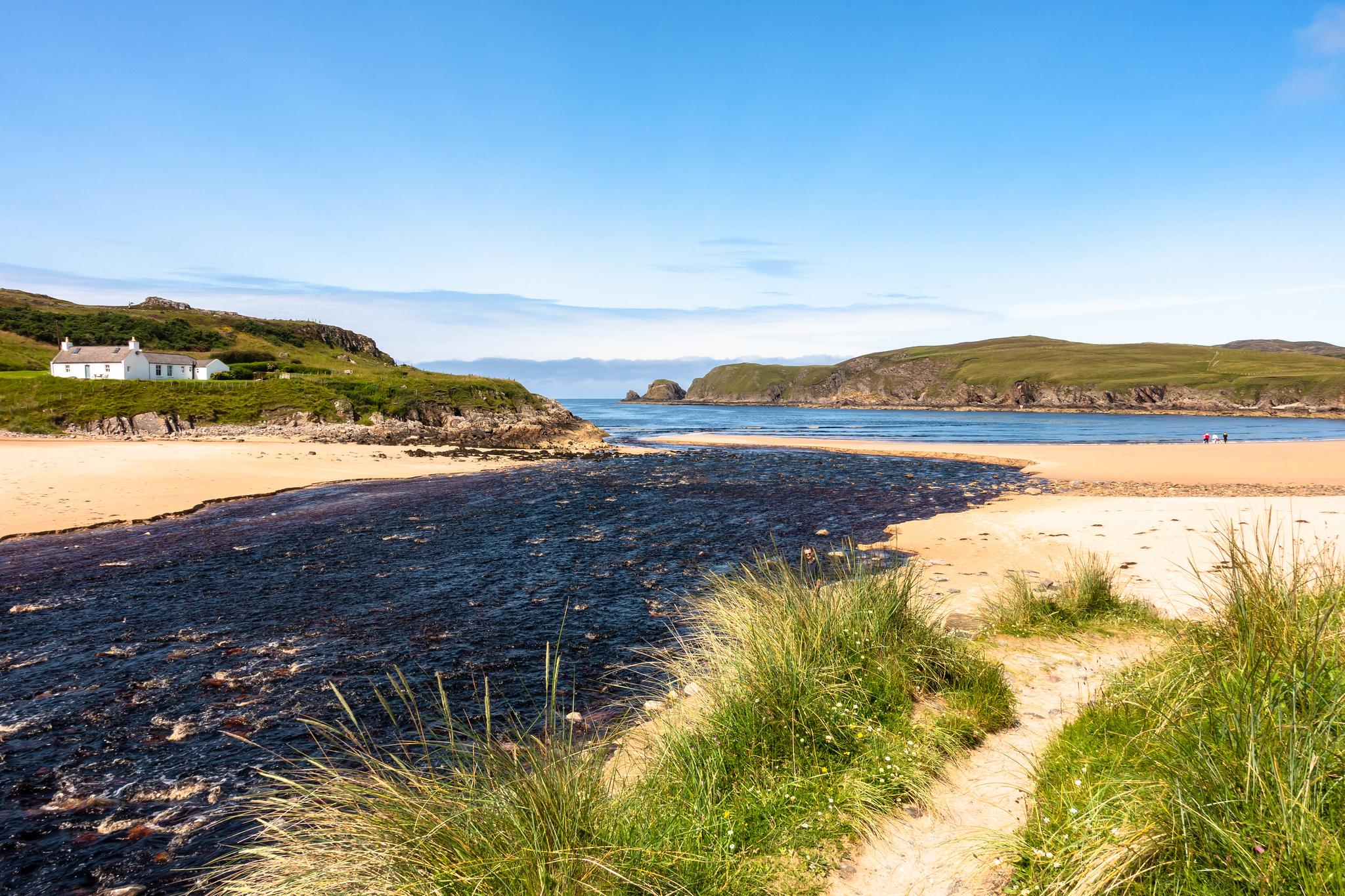 Farr Beach, Bettyhill, Scotland, NC500