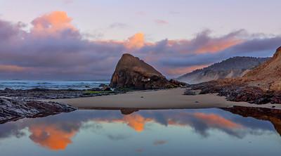 North Coast morning reflection