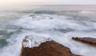 Santa Cruz North Coast Winter Swell