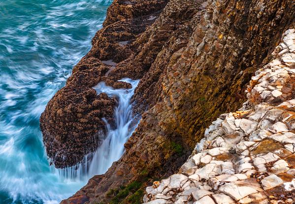 Greyhound Rock, detail