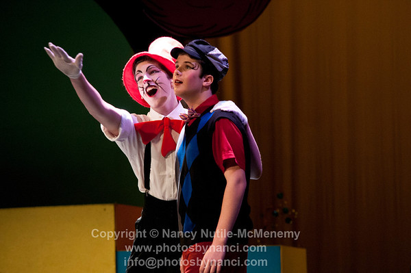 Arts and Theatre Performances