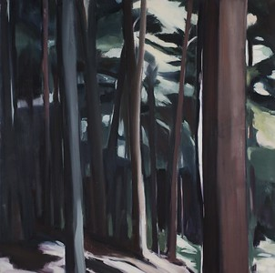 Adirondacks Bent Tree
