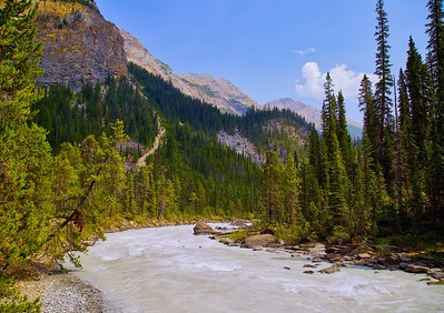 Yoho River Valley