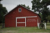 """ No Law but Love, No Creed but Christ "", barn, Jamestown, ND 8.11"