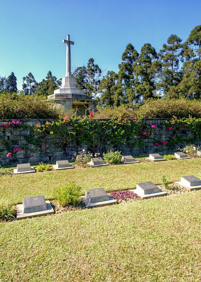 Kohima War Cemetery 4 ...