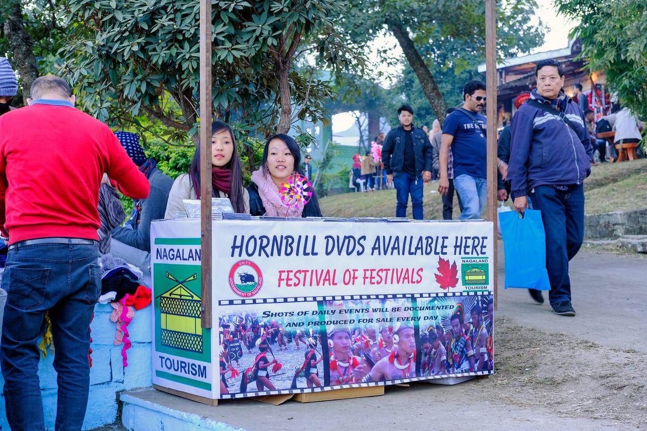 Hornbill Fest ...