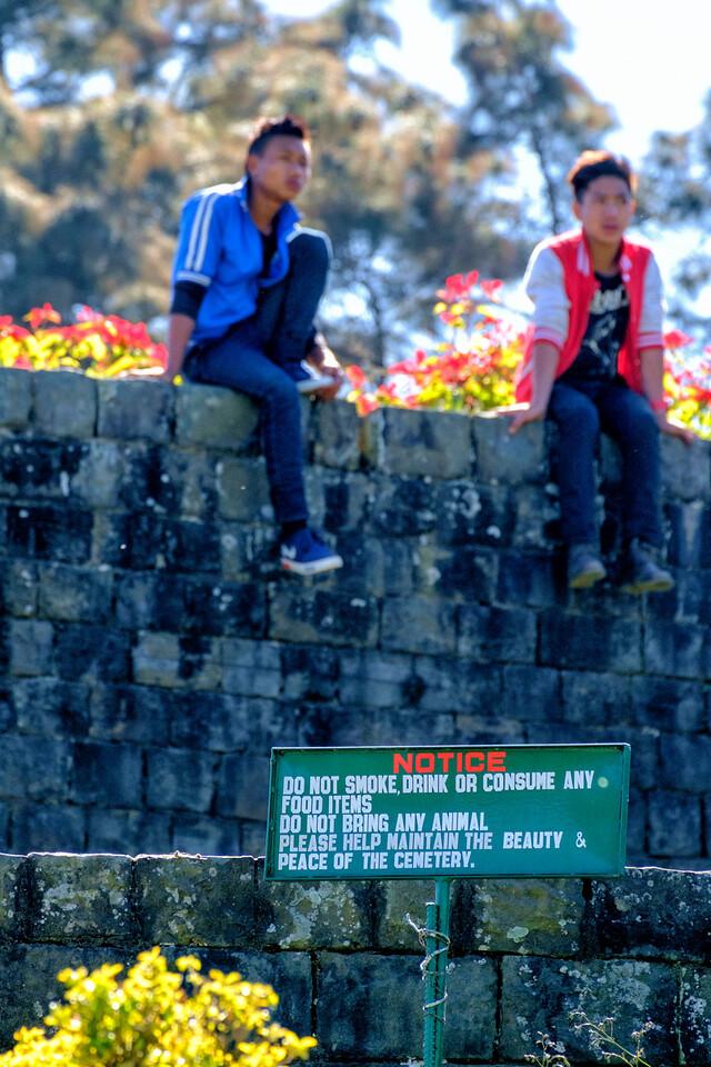 Kohima War Cemetery 5 ...