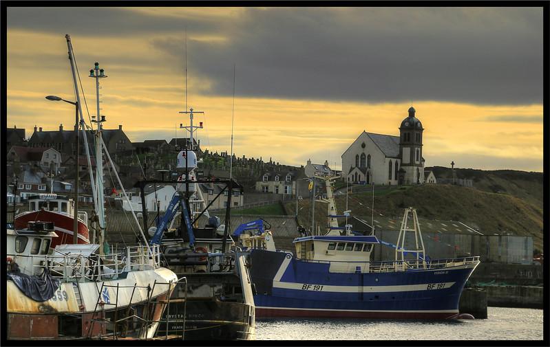 MacDuff Harbour