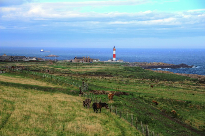 Boddam Lighthouse