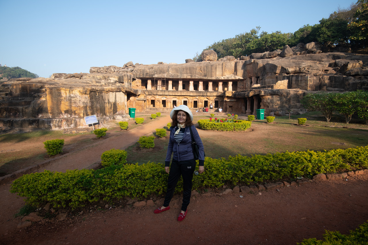 Udaygiri - Rani Gumpha