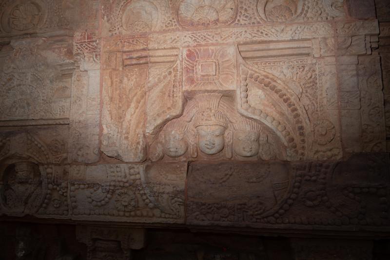 Brahma-Mahesh-Vishnu@Parasurameswar