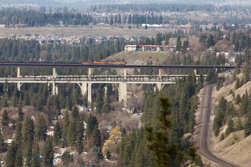 Spokane Train Bridges 13