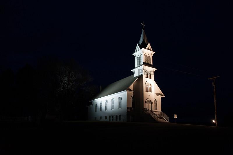 Old Douglas Church 16