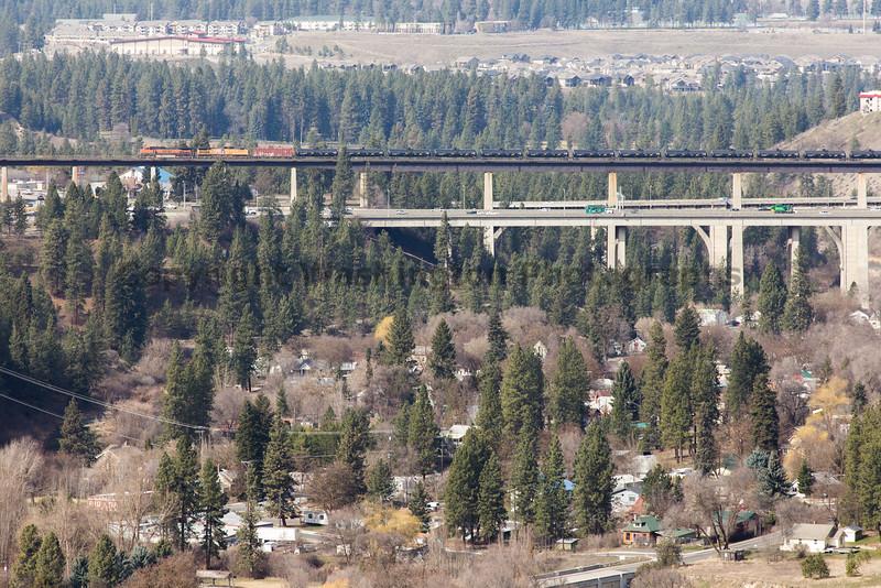 Spokane Train Bridges 19