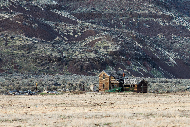 Moses Coulee Abandoned House 10