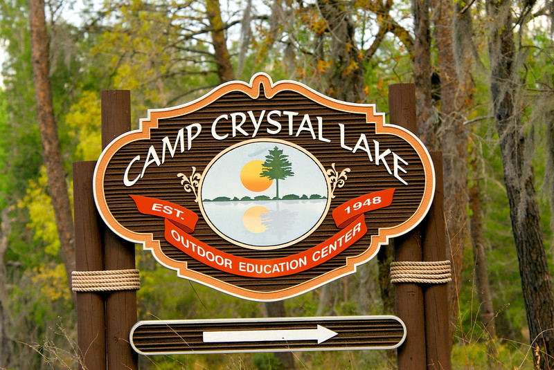 Camp Crystal Lake<br /> PHOTO CREDIT: M. Timothy O'Keefe / Florida Trail Association