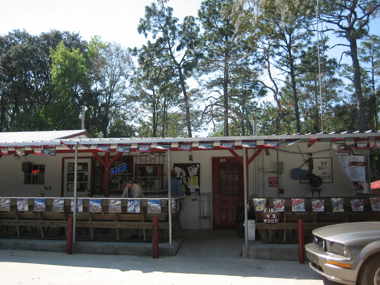 The 88 Store<br /> photo credit: Sandra Friend / Florida Trail Association
