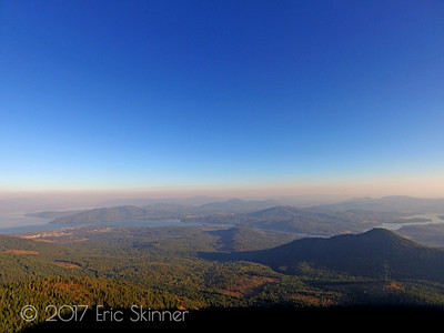 Sandpoint from Baldy Mountain