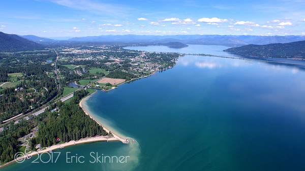 Rocky Point Looking at Sandpoint
