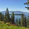 Lake Pend Oreille and Warren Island