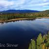 Shepherd Lake in Fall