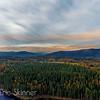 Dreamy Sagle, Idaho in the Fall