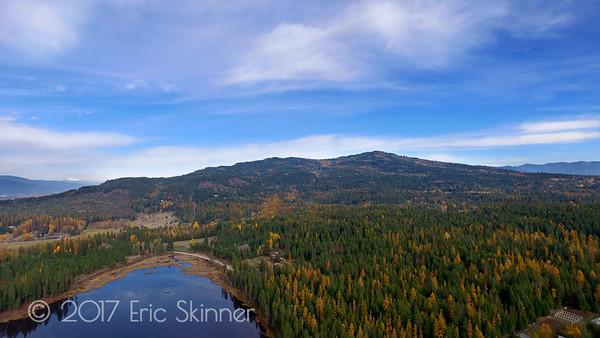 Gold Mountain in Sagle, Idaho