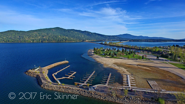 Sandpoint Spring Day
