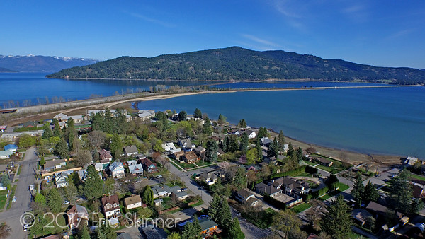 Spring Day in South Sandpoint