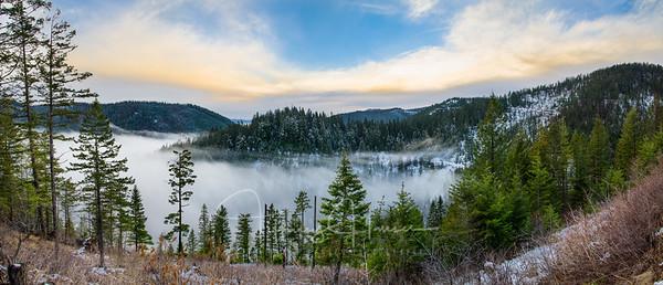 Chico Mountain Panorama