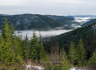 Chilco Mountain Valley