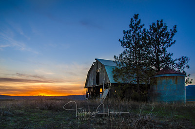 Rathdrum Prairie Barn