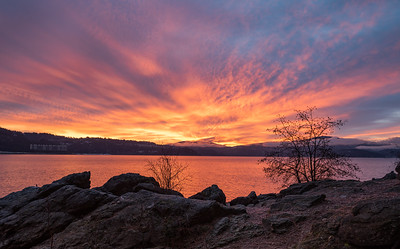 Lake Couer d'Alene Sunrise