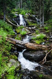 Thompson Pass Falls