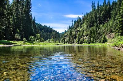 Big Blue NF CdA River