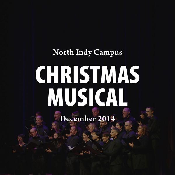 Christmas Musical 2014