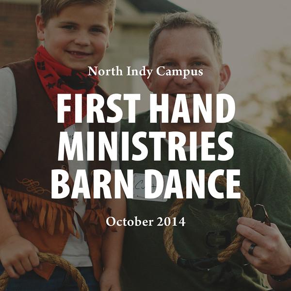 First Hand Ministries Barn Dance