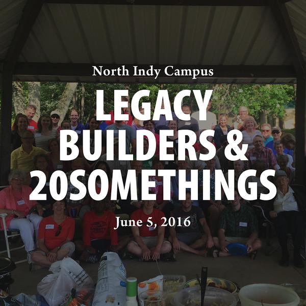 Legacy Builders + 20somethings Picnic